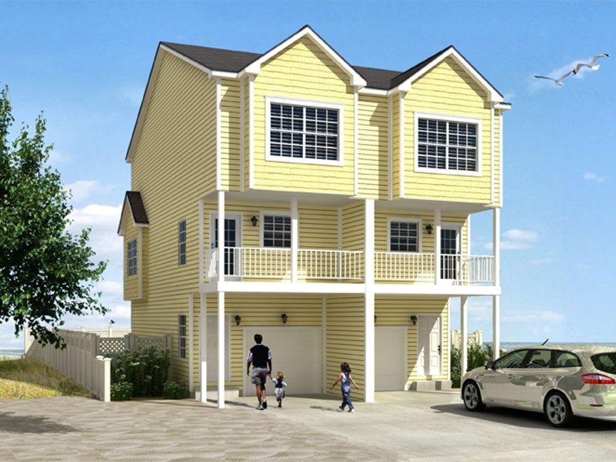 2 family modular homes