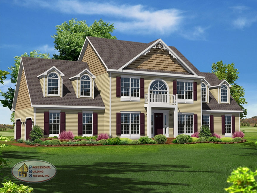 Modular floorplans ace home inc for Two story model homes
